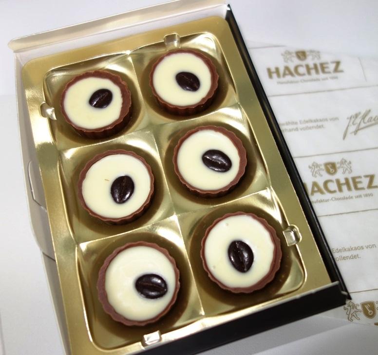 Espresso Cream Cake Hachez