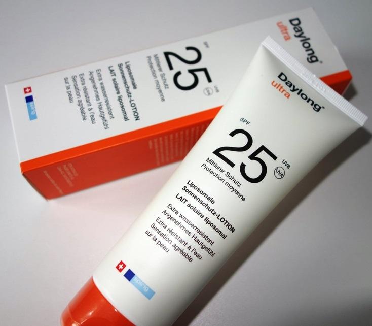 Daylong ultra Sonnenschutz-Lotion LSF 25