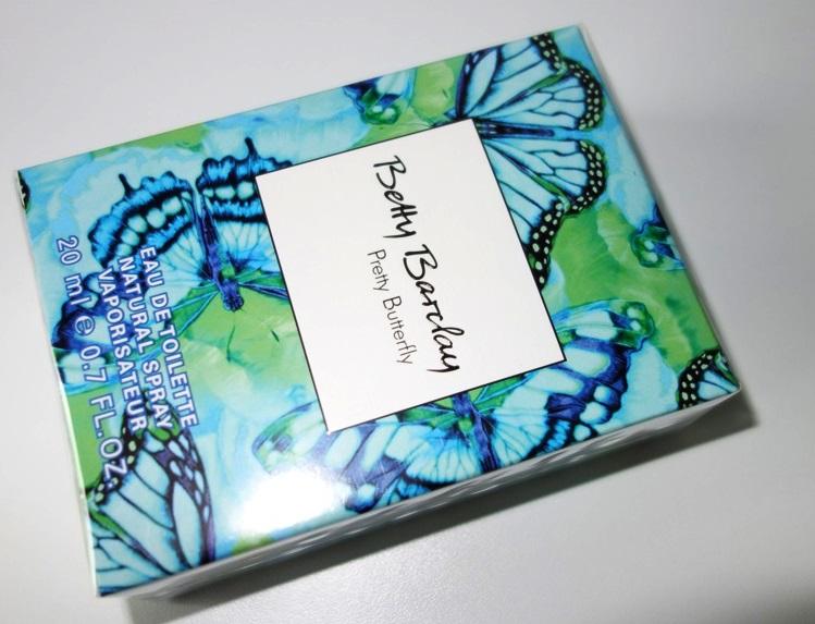 Betty Barclay Pretty Butterfly Eau de Toilette