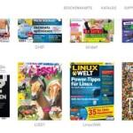 Gewinnspiel! 3 Monate kostenlos Zeitschriften lesen bei Readly