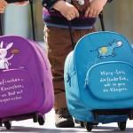 Gewinnspiel! 6x Kinder-Trolley von JAKO-O gewinnen