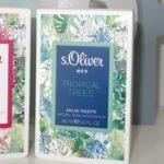 s. Oliver Tropical: Die neuen Sommerdüfte im Produkttest Parfum