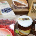 Naturprodukte online einkaufen bei ASPERMÜHLE
