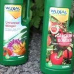 Passend zur Gartensaison: Flüssigdünger von Wuxal