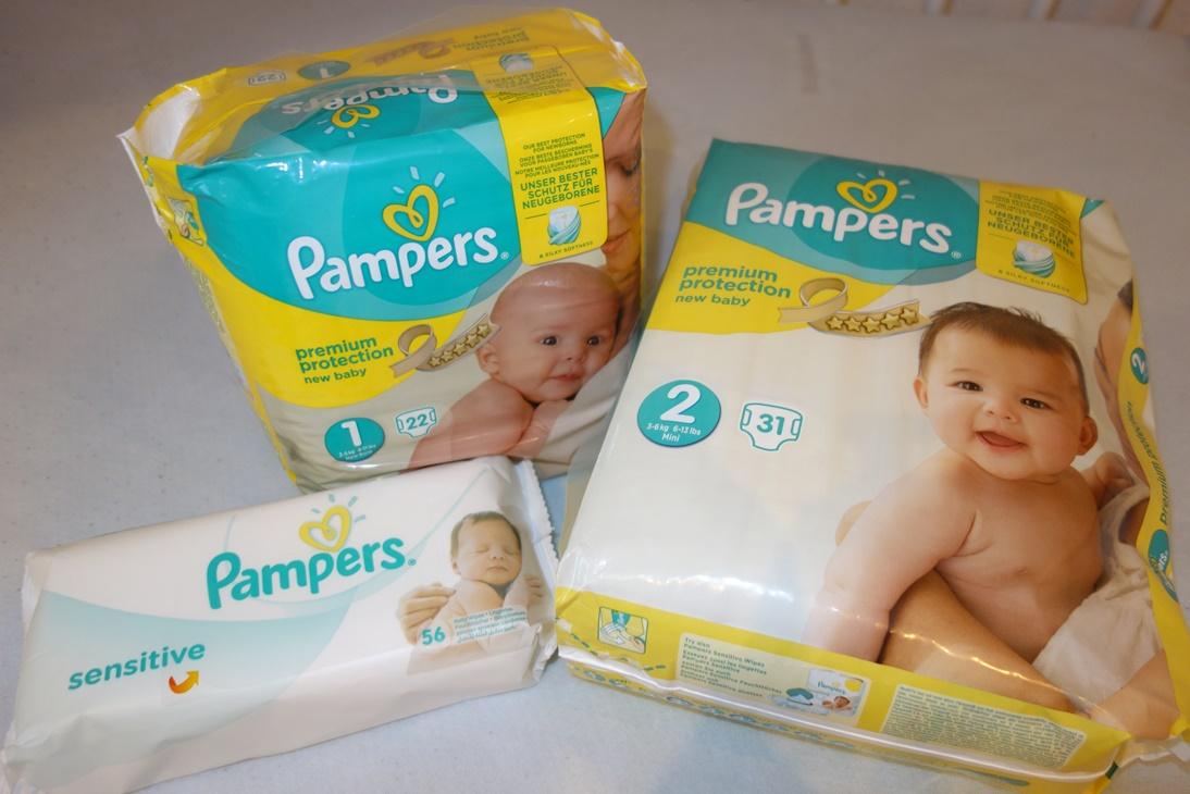Welche Pampers Für Neugeborene