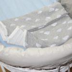 Babyausstattung von Sanetta: Das wird an Accessoire benötigt