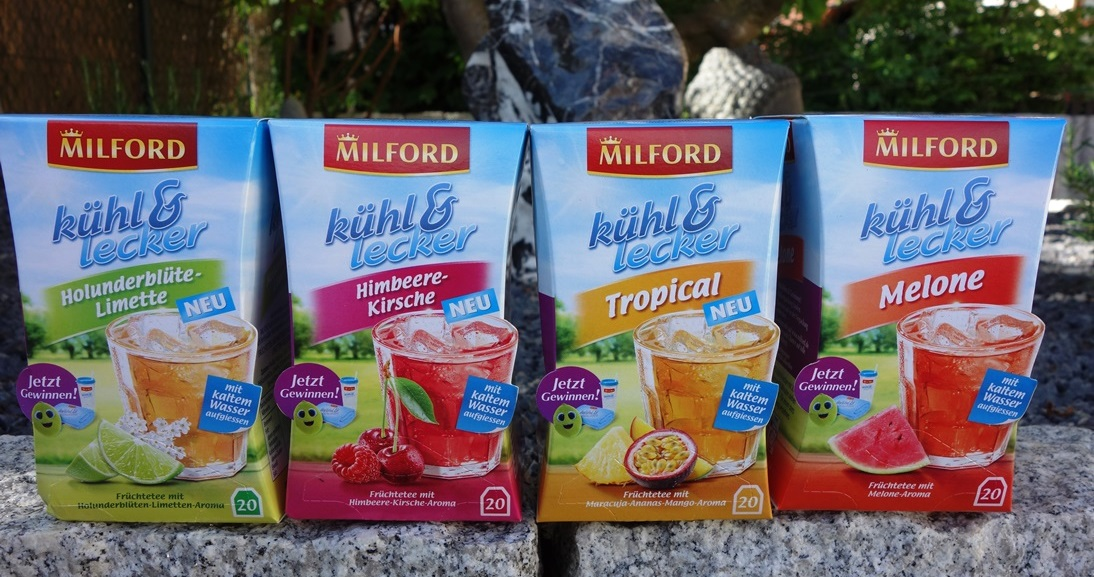 Milford kühl & lecker