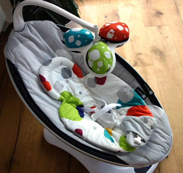 4moms mamaRoo Babywippe