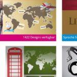 Shopvorstellung tenstickers – Aufkleber und Wandtattoos online bestellen