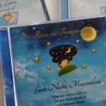 Personalisierte Schlaflieder für Kinder auf CD