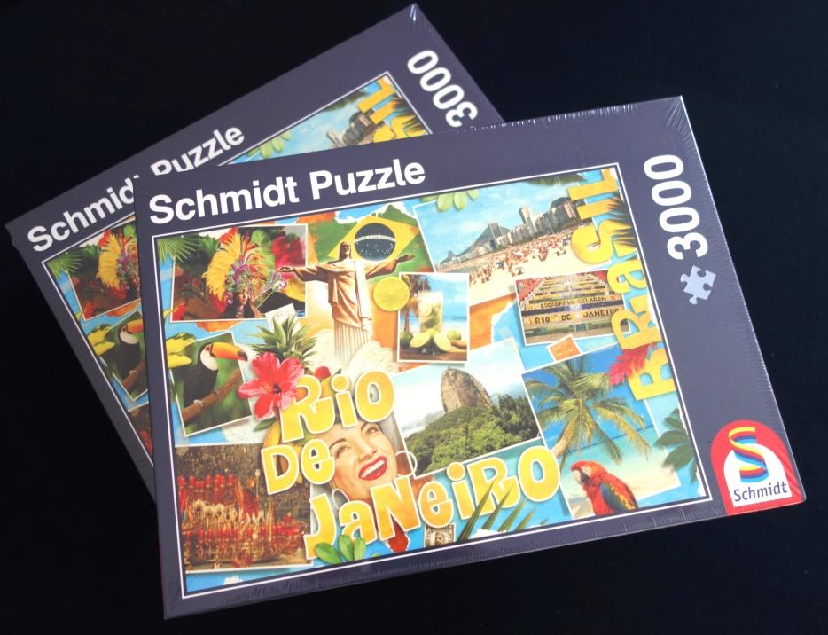 Rio de Janeiro-Puzzle