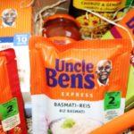 Ben´s Beginners Kochbox: Kochen lernen mit Uncle Ben´s