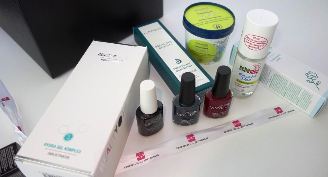 beautypress news box august