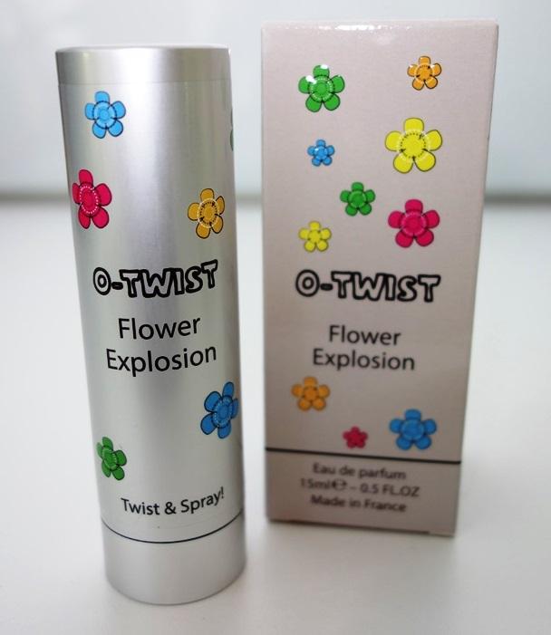 O-Twist Flower Explosion