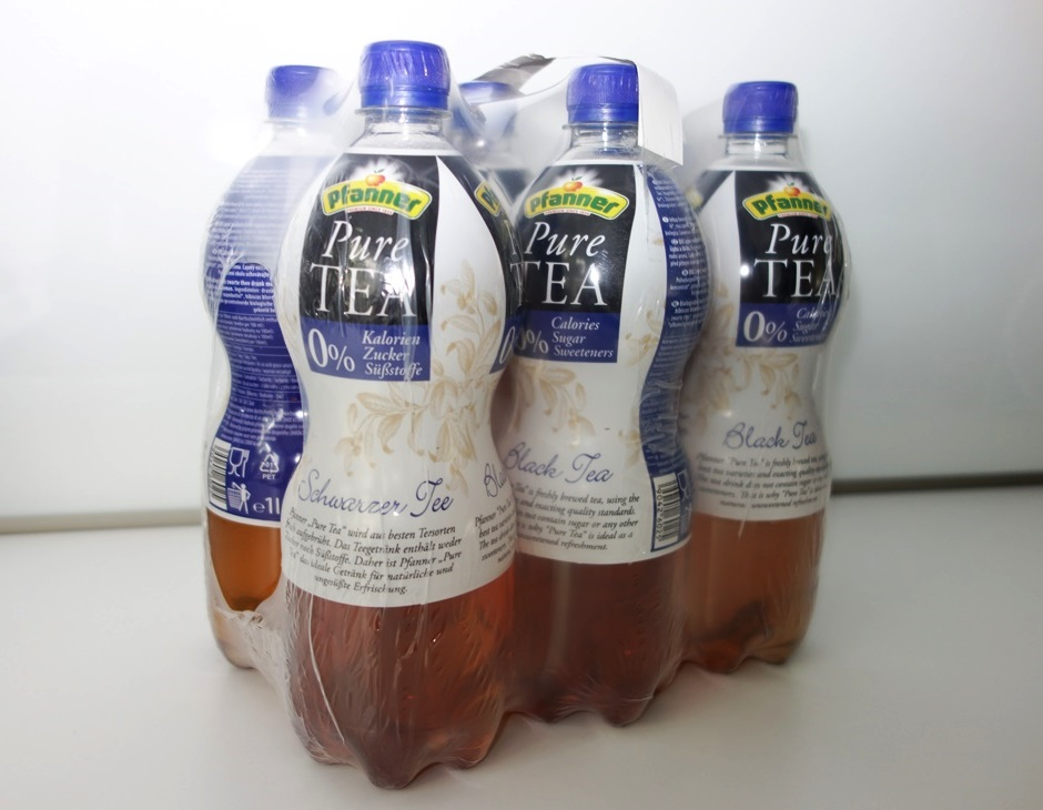 Pure Tea schwarzer tee