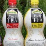 Pure TEA von Pfanner im Getränke-Test