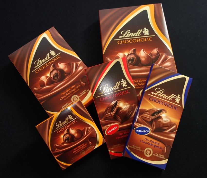 Lindt Chocoholic