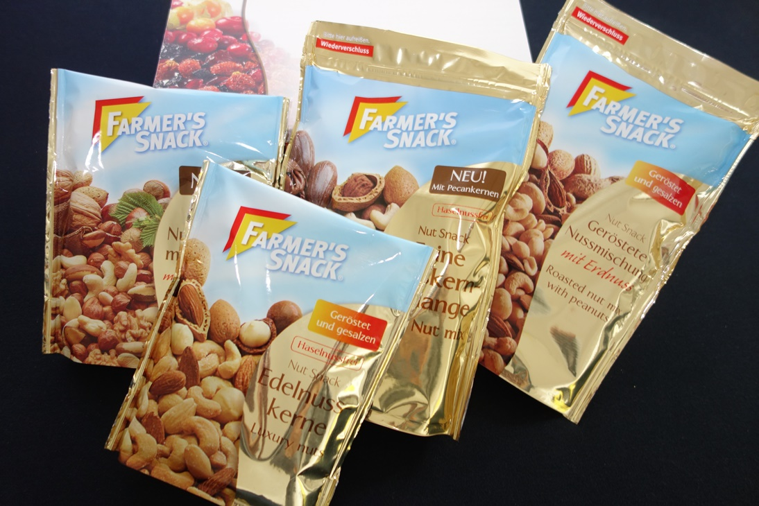 Nuss-Mix-Box von Farmer´s Snack