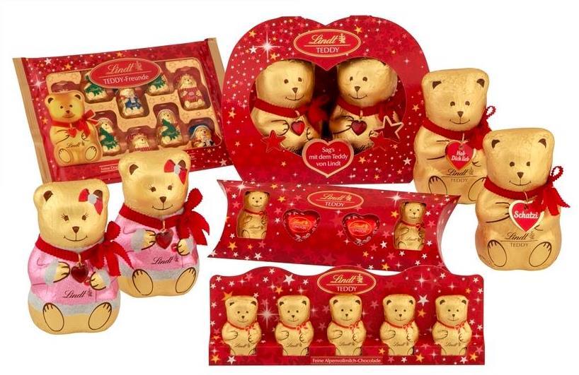 gewinnspiel 3x lindt teddy paket im wert von je 30 gewinnen testgiraffe de. Black Bedroom Furniture Sets. Home Design Ideas