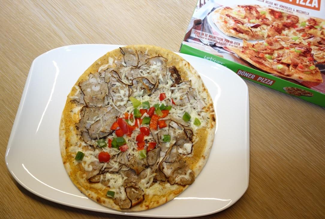 Lekker&Anders! Döner Pizza