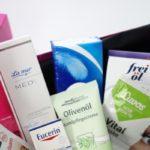 Gewinnspiel! Dezember-Beautybox von medikamente-per-klick.de gewinnen