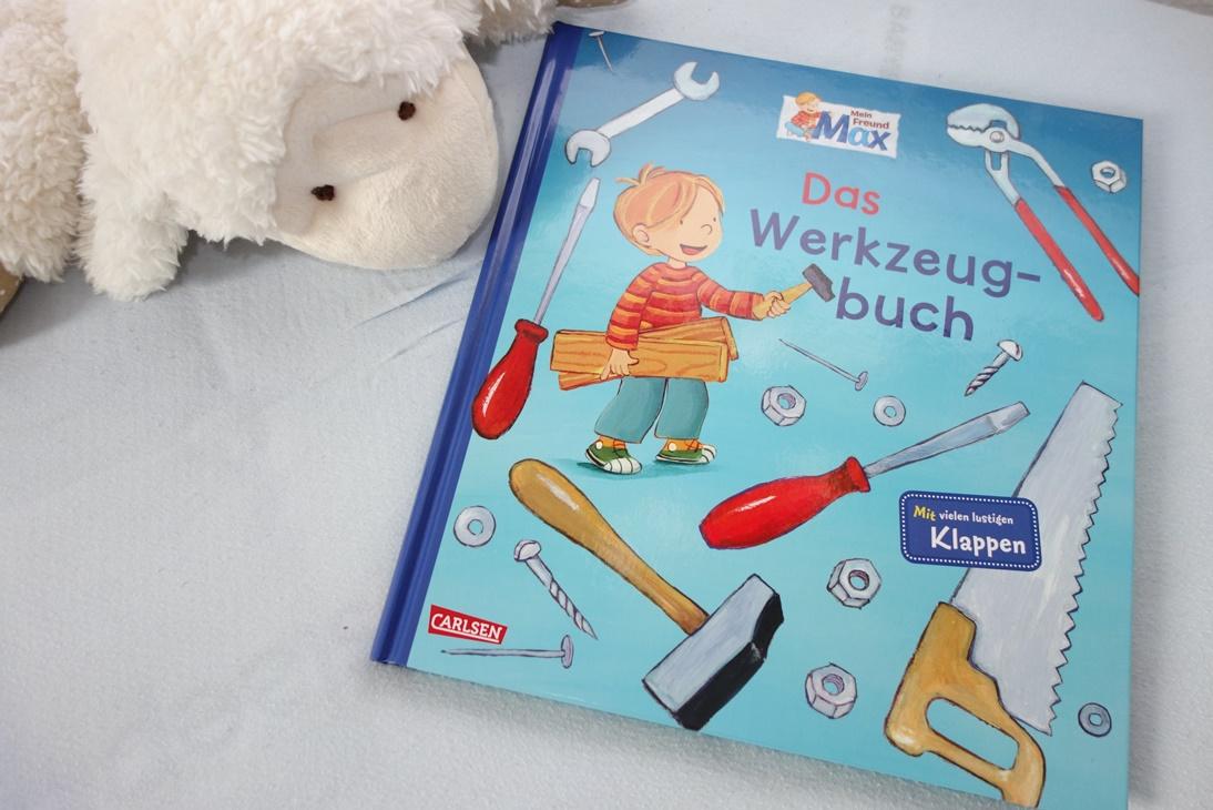Das Werkzeugbuch (mit vielen lustigen Klappen)