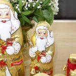 Goldene Dekoration – Vorstellung Weihnachtsprodukte 2016 von Lindt