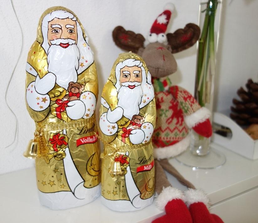 Lindt Weihnachtsmann Gold
