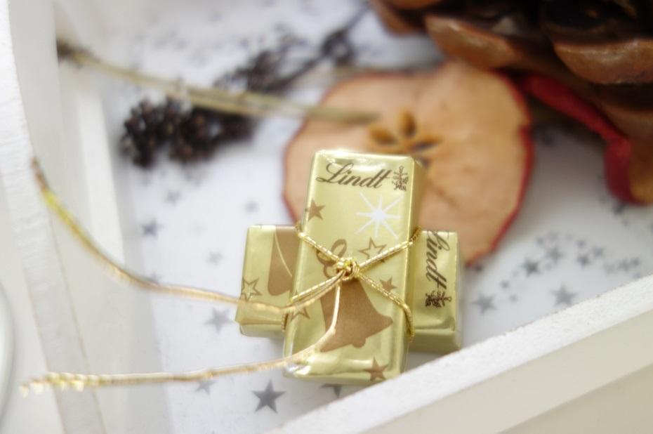 Lindt Kleine Weihnachts-Täfelchen