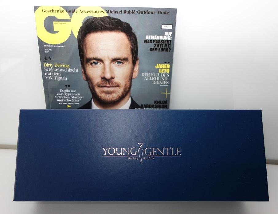 Young & Gentle Box für den Mann