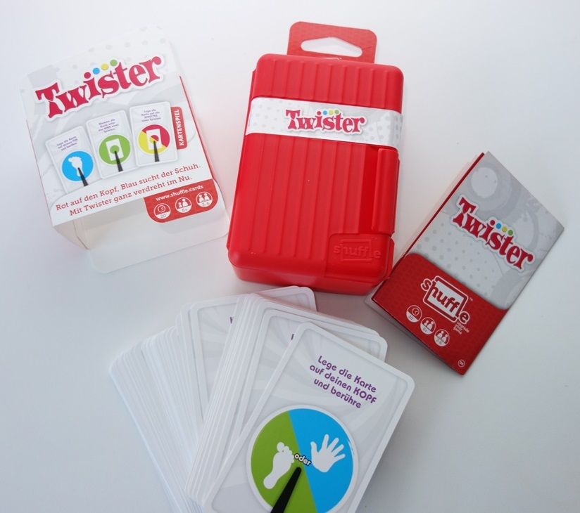 Shuffle - Twister ASS Altenburger
