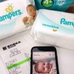 Vorstellung Pampers Club App – Pampers Herzen mit jedem Einkauf sammeln