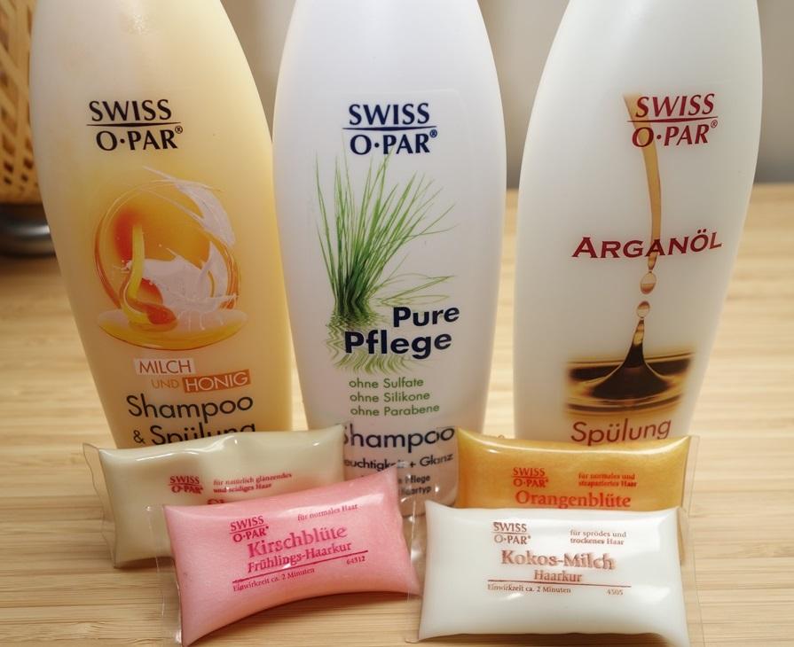 Haarpflegeprodukte im vergleich