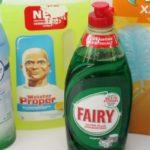 Gewinnspiel! 3 große Produktpakete für den Frühjahrsputz gewinnen