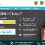Shopvorstellung Reparando: Der mobile Handy-Reparaturdienst