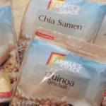 Vorstellung Bio Cucina Saaten von Farmer´s Snack