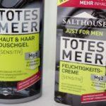 """Gewinnspiel! 3 Sets """"Just for men"""" von Salthouse gewinnen"""