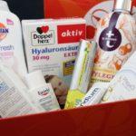 Unboxing Beautybox April von medikamente-per-klick.de