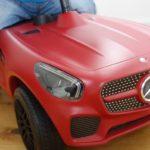 Mercedes-Benz AMG GT von BIG im Test