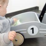 Lauflernwagen von Pinolino im Test