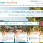 Mietwohnungen und Ferienwohnungen in Barcelona bei OK Wohnungen Barcelona mieten