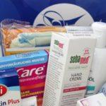 Unboxing Beautybox Juni von medikamente-per-klick.de