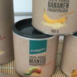 Erfahrung frooggies Fruchtpulver