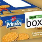 Gewinnspiel! 2x große Prinzen Rolle Box von brandnooz gewinnen