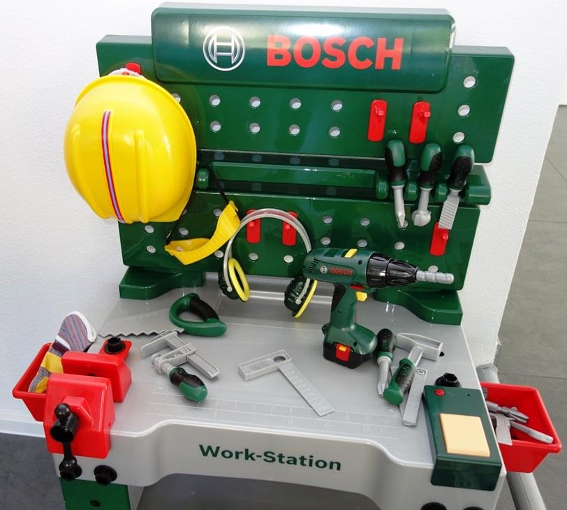 Bosch Werkbank von Theo Klein im Test | TESTGIRAFFE.DE