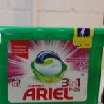 Waschmitteltest: Ariel 3in1 Pods und Lenor Unstoppables im Test