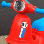 Kinderfahrzeuge im Test: Erfahrung BIG-Scooter