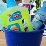 Frühjahrsputz mit den Reinigungshelfern von P&G