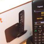 Test Gigaset C570 Telefon