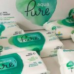 Pampers Aqua Pure Test